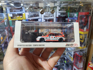 inno64 Idemitsu Motion Racing Honda Civic ef ego Temple Racing
