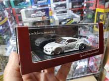 Load image into Gallery viewer, Tarmac ignition model 1:64 Pandem TRA Racing IG1750 Toyota 86 V3 White Metallic Japan Exclusive