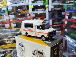 Tiny Ford Transit MK2 Ambulance No.19