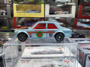 Hot Wheels Datsun 510 Bluebird Unspun Factory Custom ( Free Shipping Worldwide !!! )