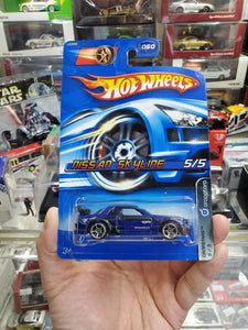 Hot Wheels 1/64 NISSAN SKYLINE No.060 Dropstars