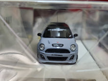 Load image into Gallery viewer, 1:64 Timothy & Pierre Mini LB Resin Made Model Car ~ Grey LBWK