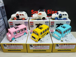Takara Tomy Dream Tomica Peanut 70th Anniversary Snoopy Collection