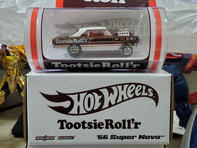 Hot Wheels 1/64 2020 RLC Tootsie Roll 66 Super Nova 12500 Pcs Made