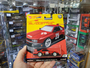 Hot Wheels Premium Car Culture Silhouettes Nissan Skyline Silhouette Real Riders ( HK Card )