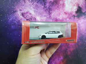 Tarmac Works 1/64 Honda Civic EG6 Non-Licensed / Approved Sample