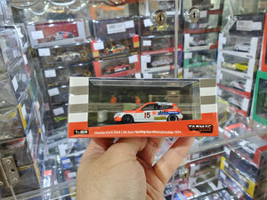 Tarmac Works 1/64 Honda Civic eg6 SE Asia Championship 1994 No.15 Thailand Exclusive