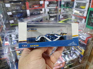 Tarmac Works 1/64 Audi R8 LMS IRC Non-Licensed / Approved Sample