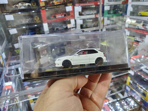 Tarmac Works 1/64 Honda Civic Type R EK9 White Non-Official / Licensed Sample