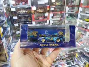 1/64 Time Model Diecast Royal Ocean RWB 993