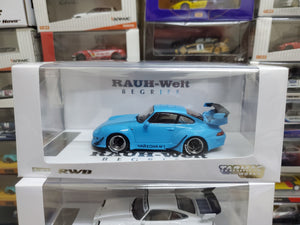 Tarmac Works 1/43 RWB 993 Blue