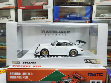 Tarmac Works 1/43 RWB 930 White