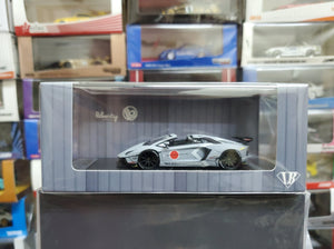 MCE 1/64 Libertywalk LB Works Performance Lamborghini Aventador