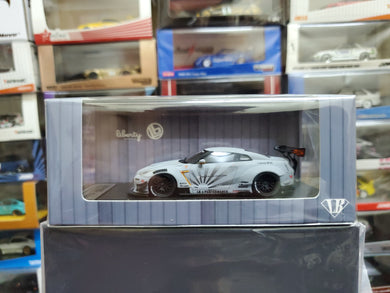 MCE 1/64 Libertywalk LB Works Performance Nissan GTR R35