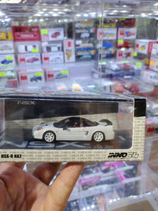 Inno64 HONDA NSX R NA2 in Championship White Color