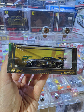 MCE 1/64 Brazil Special Liberty Walk LB Performance John Player Special Nissan GTR