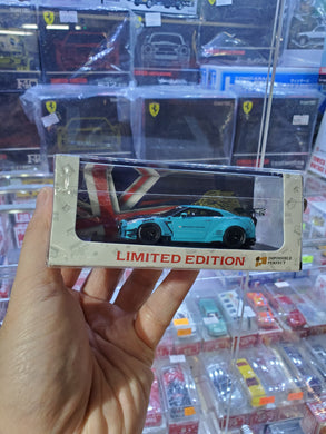 MCE 1/64 UK Special Liberty Walk LB Performance Nissan GTR
