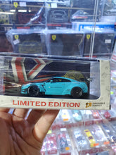 Load image into Gallery viewer, MCE 1/64 UK Special Liberty Walk LB Performance Nissan GTR