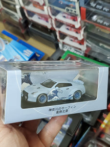 1/64 Time Model Diecast Kanagawa RWB Nissan GTR Duck Wing