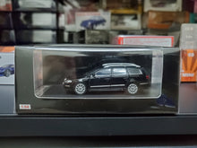 Load image into Gallery viewer, Original 1/64 Licensed Volkswagen VW Passat R36 B6 Variant Diecast Model with Luggage Carrier Black Limited 999 Pcs