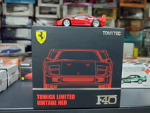 Load image into Gallery viewer, Tomica Limted Vintage Neo TLV Tomytec 1/64 Ferrari F40 Red