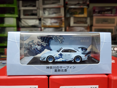 Time Model 1/64 RWB 993 Kanagawa Surfing