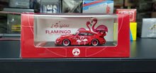 Load image into Gallery viewer, Time Model TM 1:64 Diecast Model RWB 993 Chinese Valentine Flamingo