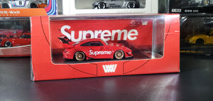 Time Model 1/64 Diecast RWB 993 Supreme High Wing