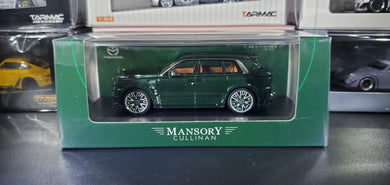 Time Model TM 1/64 Diecast Rolls Royce Cullinan Mansory Custom UK