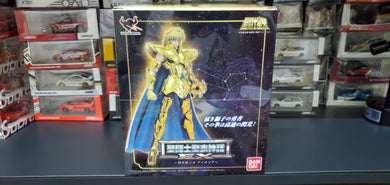 Saint Seiya Myth Gold Cloth Leo Aioria Aiolia Ex Figure Bandai Toei Anime USED ( Free Shipping Worldwide !!! )