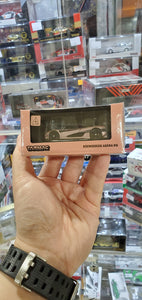 Tarmac Works 1:64 Scale Koenigsegg Agera RS Taiwan Taipei Lab Gold Exclusive with Container 1600 Pcs Only
