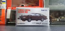 Load image into Gallery viewer, Tomica Limted Vintage Neo TLV Tomytec 1/64 LV-210b Nissan Silvia Hatchback Turbo ZSE Brown