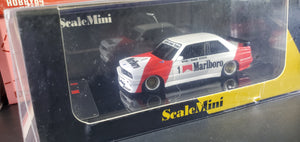 Scalemini SM 1:64 Resin Model BMW M3 E30 Marlboro