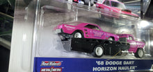 Load image into Gallery viewer, HOT WHEELS 2020 TEAM TRANSPORT 68 DODGE DART / HORIZON