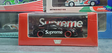 Load image into Gallery viewer, Time Model TM 1:64 Diecast Nissan R35 GT-R LB Supreme Black High Wing