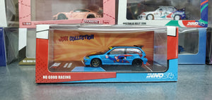 inno64 Honda Civic EF9 No Good Racing Superman