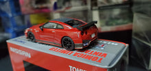Load image into Gallery viewer, Tomy Tomica 1/64 TOMYTEC Vintage LV-N217b NISSAN GT-R NISMO 2020 model (red)
