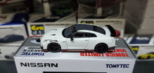 Load image into Gallery viewer, Tomy Tomica 1/64 TOMYTEC Vintage LV-N217a NISSAN GT-R NISMO 2020 model (white)