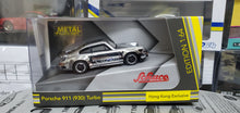 Load image into Gallery viewer, Schuco 1/64 Porsche 911 930 Turbo Chrome Asia Exclusive Limited 999 Pcs