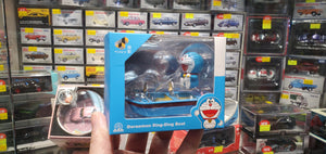 Tiny City Doraemon Ding Ding Boat (with figure) TINY 1/64