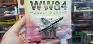 2020 HOT WHEELS PREMIUM WW84 WONDER WOMAN JET RETRO ENTERTAINEMNT CASE T ( US Card )
