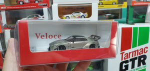 1:64 Veloce Nissan Skyline GT-R R35 35GT RR LB Performance Silver Chameleon Green ( Gold ) Resin. 1 of 30 pcs