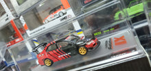 Load image into Gallery viewer, CM Model 1/64 Mitsubishi Lancer Evolution IX Advan High Wing