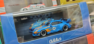 TimeMicro Time Model x addict 1/64 Diecast RWB 993 Thailand Exclusive No.18