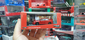 TARMAC WORKS HOBBY64 HONDA CIVIC FD2 MUGEN RR (HK EXCLUSIVE MODEL)