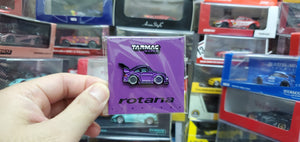 Tarmac Works RWB Rotana Pin Badge Leen Customs