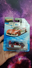 Load image into Gallery viewer, Hot Wheels Speed Machines Acura NSX (Red/White - Edition) ( Bad Card )
