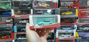 Fuelme 1:64 Resin Model RWB 993 Mint Green Lomianki