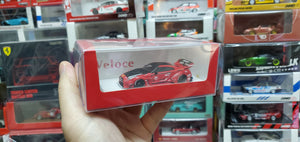 Veloce 1/64 Resin Model LB Silhouette Works GT 35GT RR Limited 50 Pcs Only MS-06S