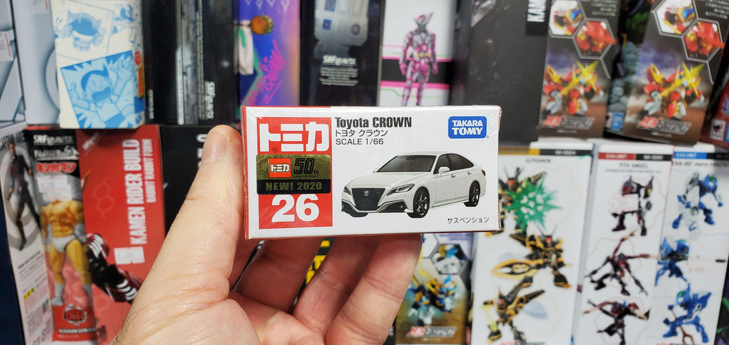 Takara Tomy Tomica 1/66 Toyota Crown 26 New 2020